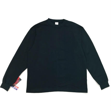 CAMBER*MAX-WEIGHT LONG SLEEVE*BLACK