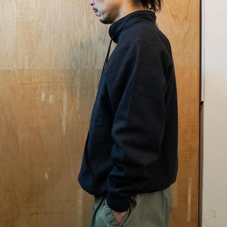 LIFEWEAR*Heavy Weight Cowl neck Sweatshirts Custom*Black