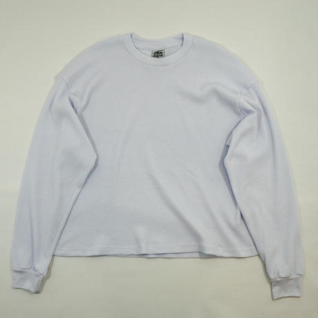 PRO5*THERMAL TOP L/S*CUT-OFF SPECIAL*WHITE