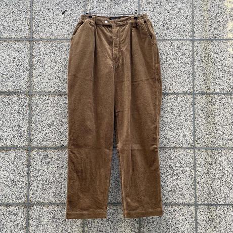 Willow Pants*P-008 コール天*Khaki
