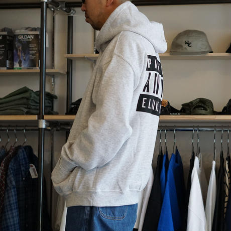 WE LOGO SWEAT PARKA