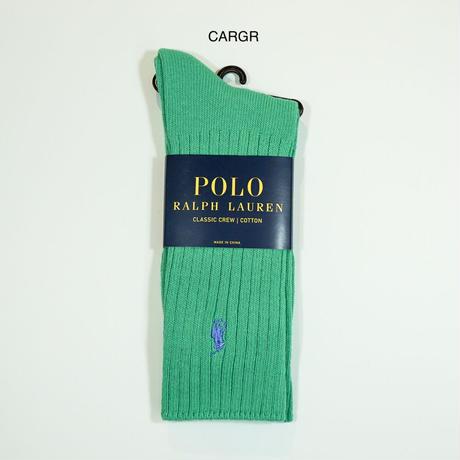 POLO Ralph Lauren*Classic Crew Socks
