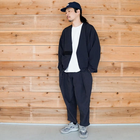 RELAXFIT*WE別注 NORTH PADRE ISLAND JACKET*NYLON BLACK