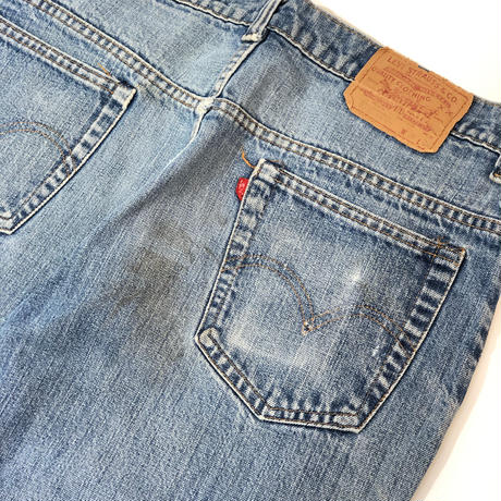 """Levis*1970〜80's USED JEANS """"517"""""""