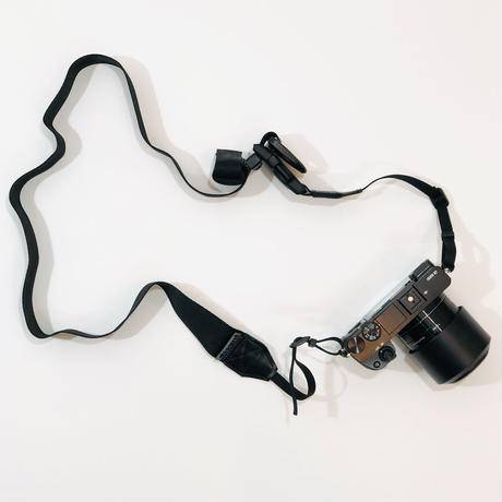 diagnl*Ninja Strap*Black 38mm