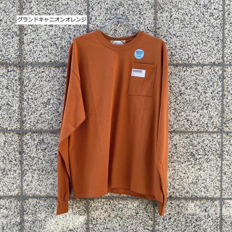 RELAXFIT*Pocket Longsleeve T-Shirt