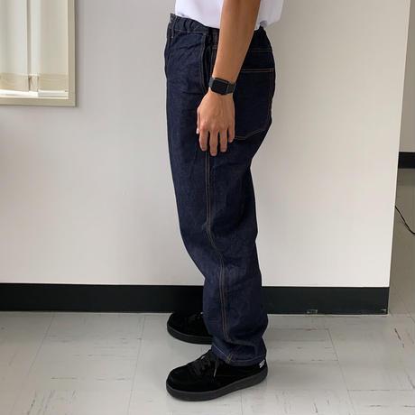 SEDAN ALL-PURPOSE*Baggie Denim Easy Trousers*Indigo