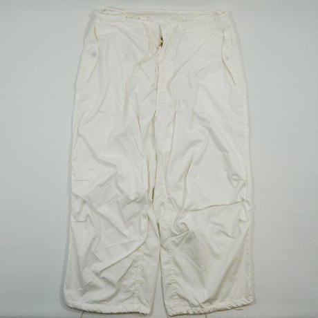 US ARMY*SNOW COMO PANTS with POCKET*BLEECH