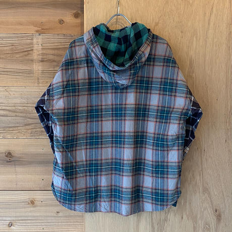 CHANGES*Remake Shirt Hoodie*#2