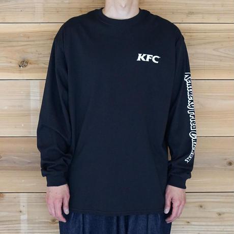 Kentucky Fried Chicken*Official LOGO L/S T-SHIRT
