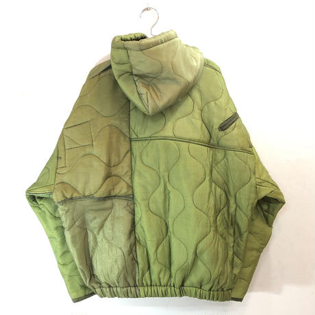 GILET*US ARMY M-65 quilting liner Zipup Parker*#1