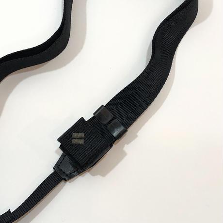 diagnl*Ninja Strap*Black 25mm