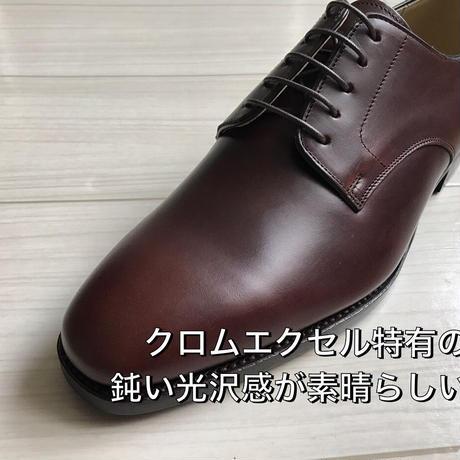 wear worksオリジナルプレーントゥ「クロムエクセル茶」