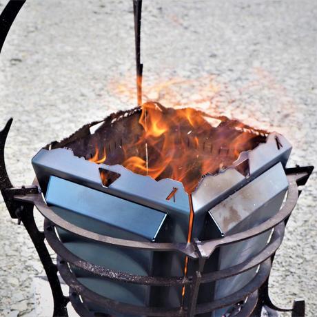 JAM METAL#001 X GURU GURU FIRE M SET