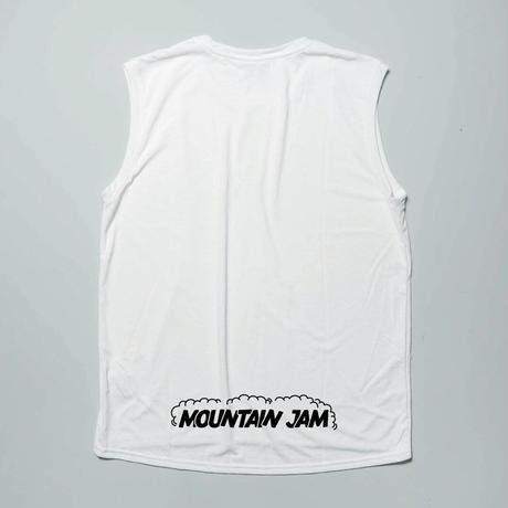 MOUNTAIN LOVER  DRYCOTTONY Sleeveless T-shirt