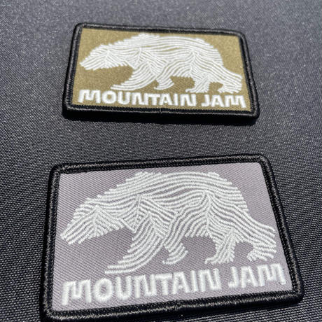 Glow MODEL JAM Tactical Wappen