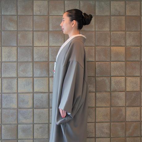 変り羽織 (単衣)「アムンゼン/ベージュ」