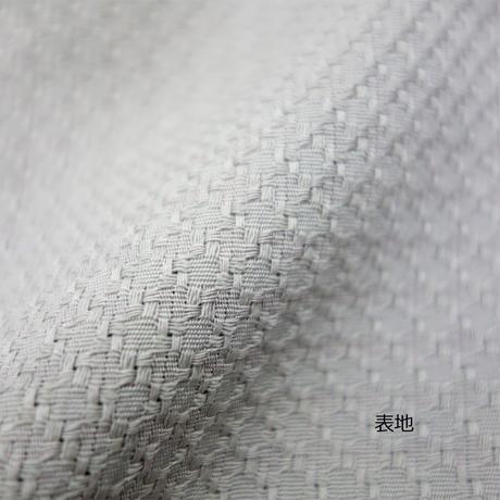 袖なし羽織「シャギージャガード/ベージュ」
