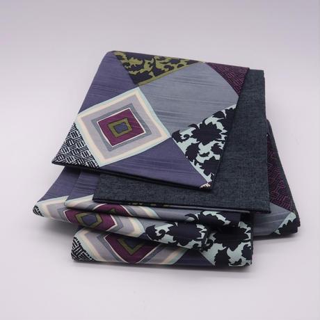 半巾帯「オランダ更紗」