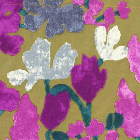 半巾帯「花の森」