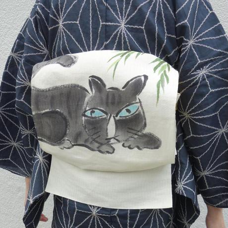 夏半衿「猫」