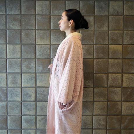 薄羽織「ラッセルレース/ピンク」