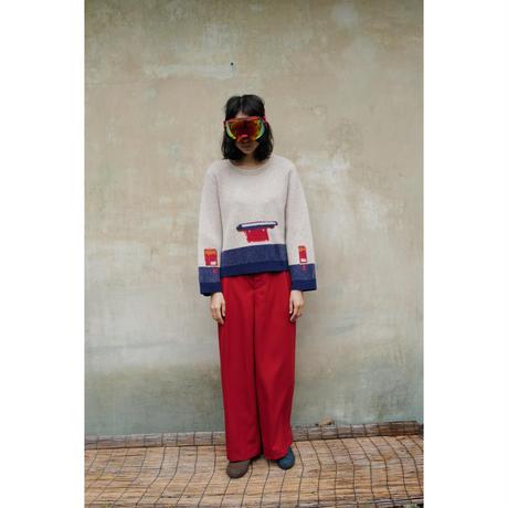 16 years pants  【2021AW 9月30日納品 先行予約】
