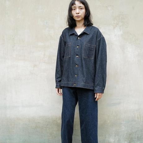 classic denim jacket 【2021AW 10月20日納品 先行予約】