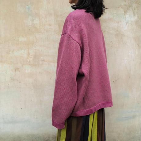 always knit  【2021AW 10月30日納品 先行予約】