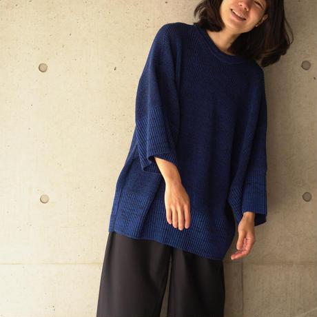 always summer knit 半袖