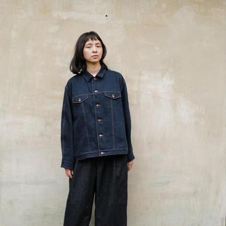 2021 denim jacket  【2021AW 10月20日納品 先行予約】