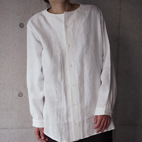 classic shirt (summer hemp)