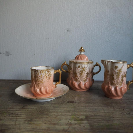 Limoges antique cup  set