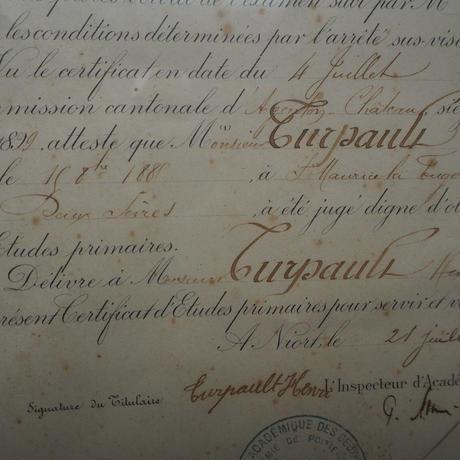 証書B 1899