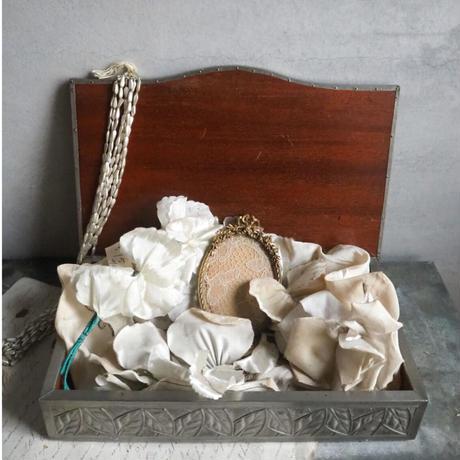 la boîte anciennne