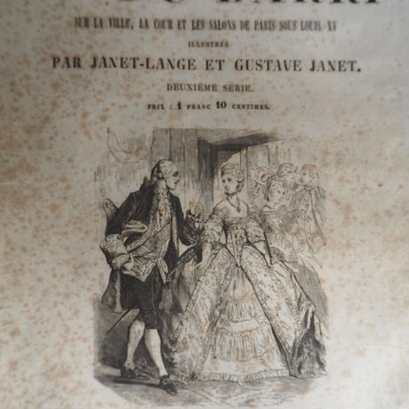 『Mme Du Barri』