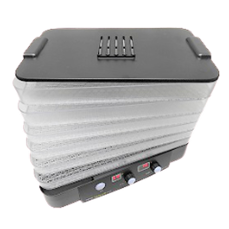 《お得なセット》家庭用食品乾燥機 プチマレンギスケルトン +レギュラートレー 2枚セット【交換フィルター1枚おまけ付】 TTM-435ST(RTS)