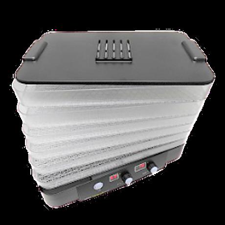 《お得なセット》家庭用食品乾燥機 プチマレンギスケルトン  + 家庭用真空パック器フードメイト TTM-435STFMS