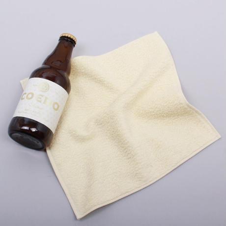 COEDOと今治のビール染めタオルハンカチ1枚セット(送料込) 【クール便】