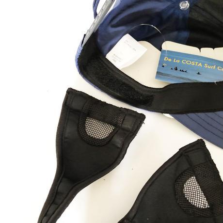 De La COSTA / SURF CAP 5-PANEL / BLK / GRN