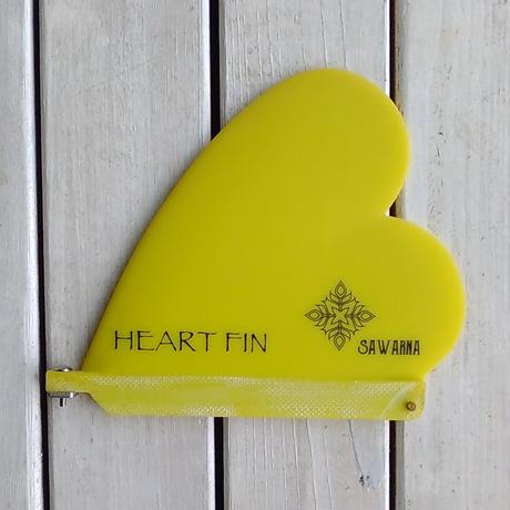 SAWARNA HEART FIN GLASS