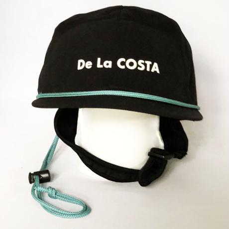 De La COSTA / SURF CAP SNAP BACK / BLK/GRN