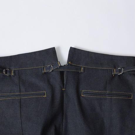 【 Aquvii Jeans 】aq521 / BELLA ( CONTROL TACK PANTS ) / INDIGO