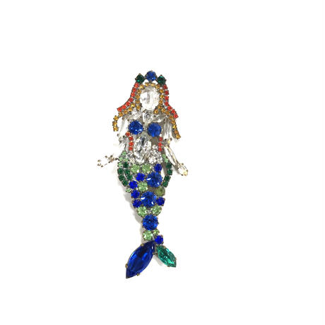 Lilien / Mermaid brooch
