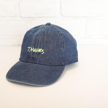【TAG DOES NOT MAKE YOU】T.HANKS cap