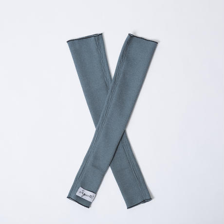 【 Aquvii Wardrobe 】RIB ARM WARMER / MINT