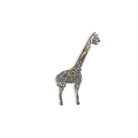 Lilien / Giraffe brooch