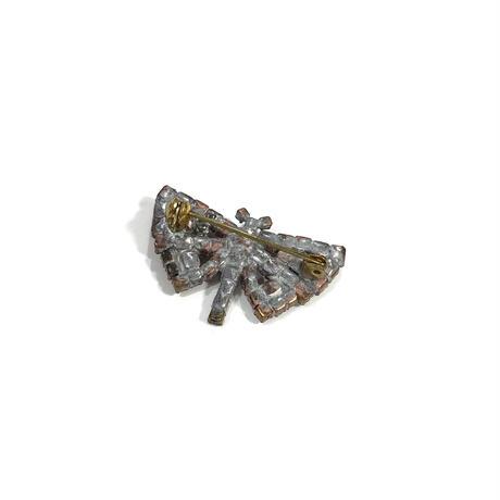 Lilien / Moth small brooch