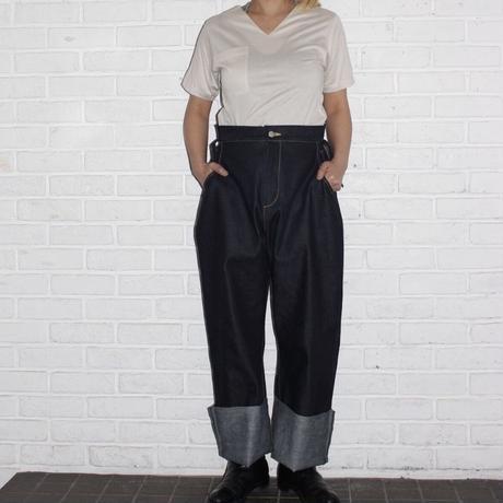 【Aquvii Jeans】aq509 / SOVENZA (CONTROL STRAIGHT PANTS)