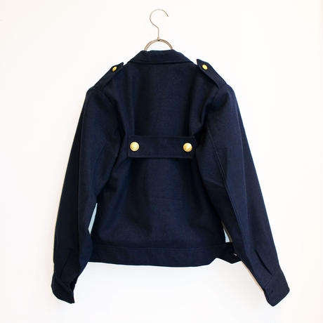French AIR FORCE SHORT JACKET / TAG DOES NOT MAKE YOU